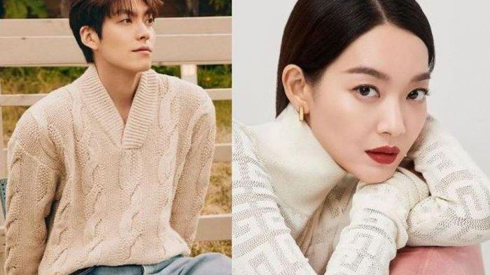 Shin Min-A dan Kim Woo Bin membintangi drama Korea berjudul Our Blues