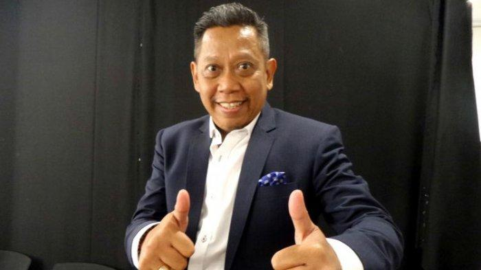 Komedian sekaligus presenter Tukul Arwana
