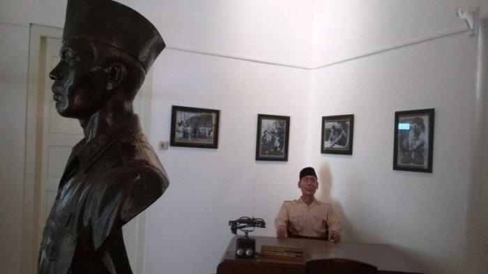 Salah satu koleksi yang ada di Museum Pusat TNI AD (Dharma Wiratama)