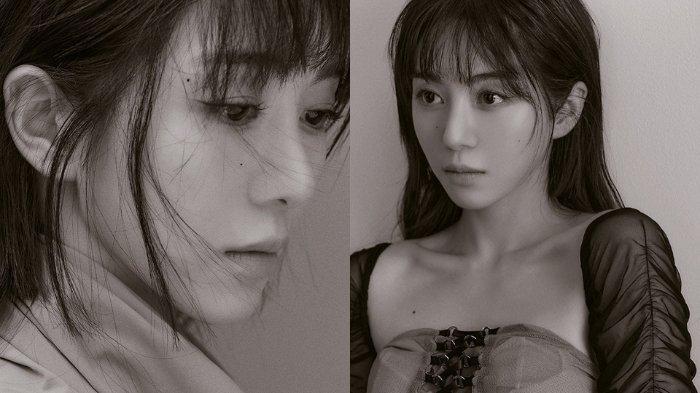 Aktris dan eks member girlgroup AOA Kwon Mina menunjukkan adanya pendarahan di pergelangan tangannya di akun Instagram pribadi sang selebriti pada Selasa (27/4/2021).