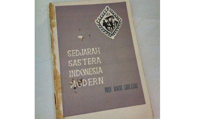 Buku karya Bakri Siregar.