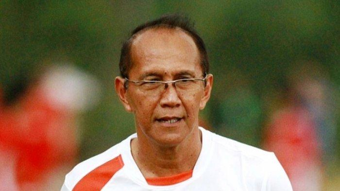 Bambang Nurdiansyah, saat menjadi pelatih Persija Jakarta.