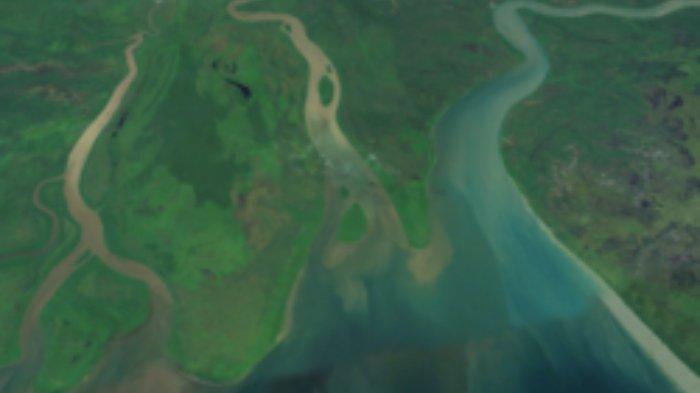 Penjara Boven Digoel berada di tepi Sungai Digoel, Papua.