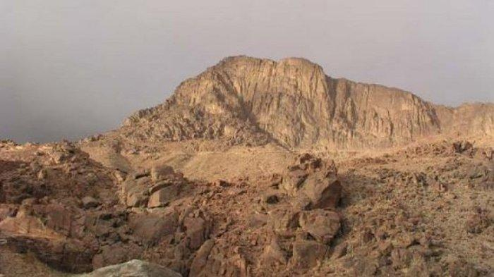Bukit Tursina, Mesir