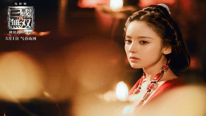Guli Nazha dalam film 'Dynasty Warriors' (2021)