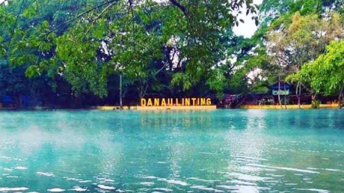Danau Linting, Deli Serdang, Sumatera Utara.