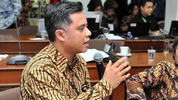 Deputi Dukungan Kerja Kabinet Setkab RI Thanon Aria Dewangga.