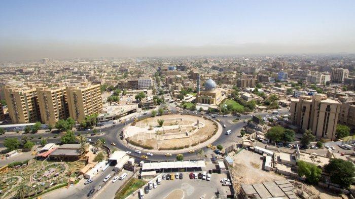 Baghdad, Irak