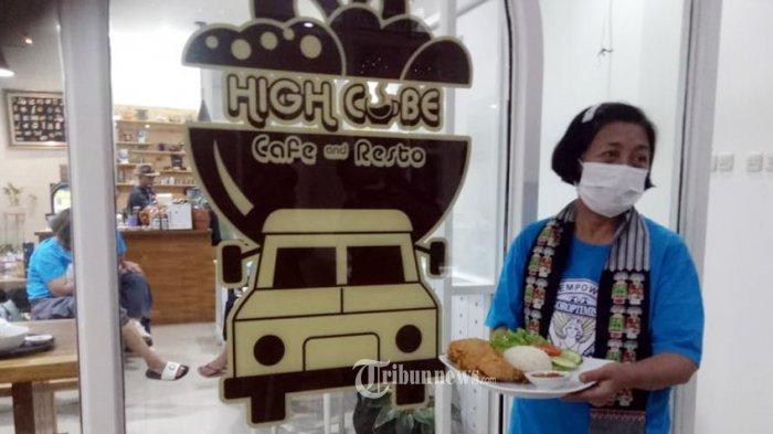 High Cube Cafe 1