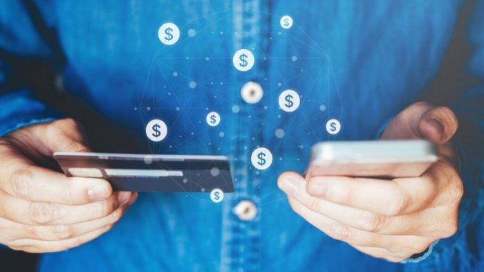 Ilustrasi aktivitas investasi online 2