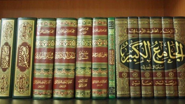 Ilustrasi kitab karya Sufyan ats-Tsauri