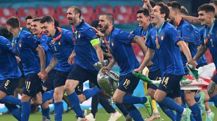 Inggris Gagal Juara Euro 2020, Fans Three Lions Buat ...