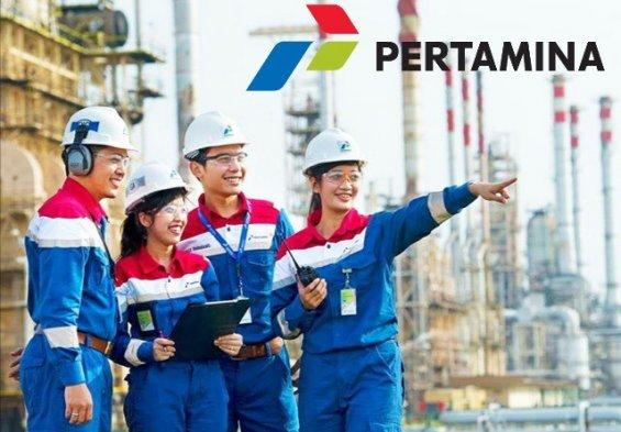 BUMN PT Pertamina (Persero) membuka lowongan kerja untuk lulusan D-3