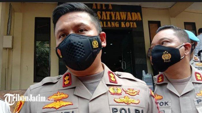 Kapolresta Malang Kota, AKBP Budi Hermanto.
