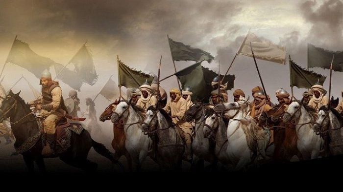 Ilustrasi Perang Uhud