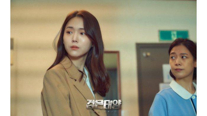 Kim Ji Eun sebagai Yoo Ye Ji di drama Korea The Veil (mydramalist.com)