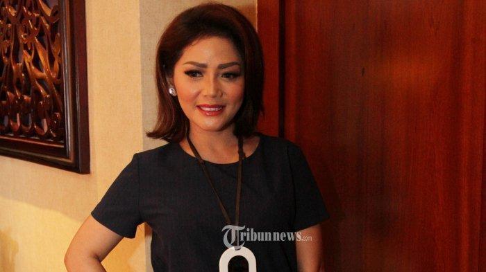 Kristina, pada acara peluncuran Alvin Adam School of Communication di Crown Plaza Hotel, Jakarta Selatan, Rabu (18/11).