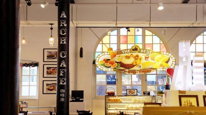Cafe di Kuala Lumpur City Gallery