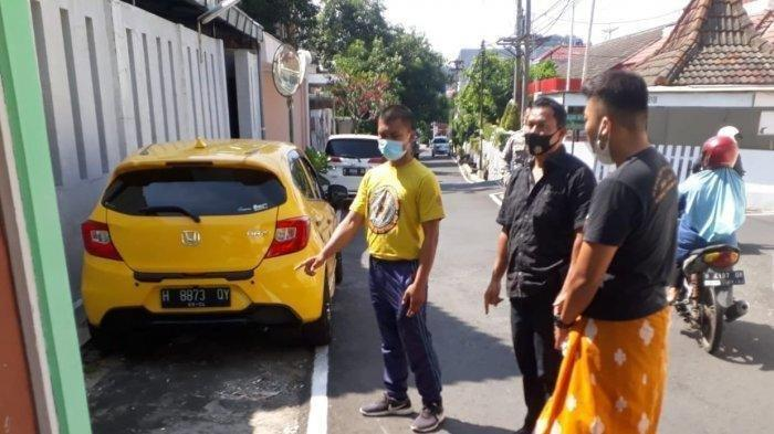 Lokasi kejadian pemukulan berujung maut taruna PIP Semarang oleh senior di Jalan Tegalsari Barat Raya, RT 2 RW 13,Candisari, Kota Semarang, Selasa (7/9/2021).