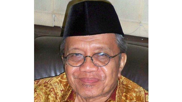 Taufiq Ismail, salah satu tokoh pendiri Manifesto Kebudayaan.
