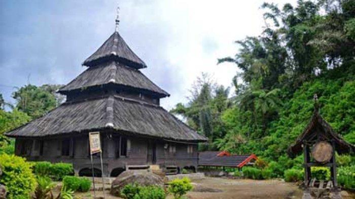 Masjid Tuo Kayu Jao, Kabupaten Solok, Sumatera Barat.