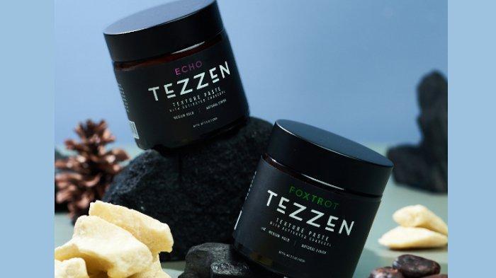 Mengenal Produk Hair Paste Terbaru Tezze Echo dan Foxtrot, Ringan, Serba Guna, dan Mudah Digunakan