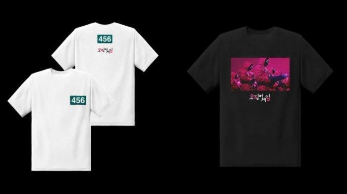 Merchandise Resmi Squid Game