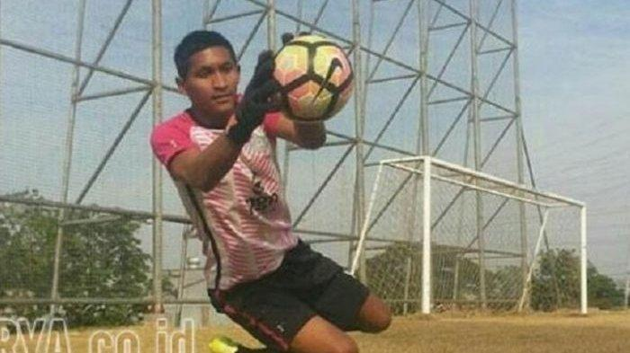 Muhammad Choirun Nasirin saat masih berseragam Gresik United.