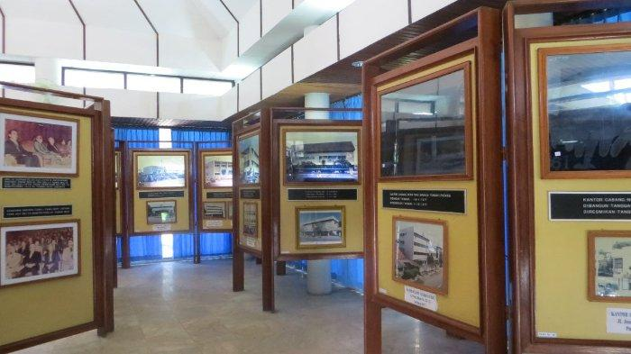 Bagian dalam Museum Bumiputera 1912, Magelang, Jawa Tengah.
