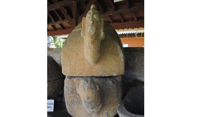 Sarkofagus Koleksi Museum Gedong Arca