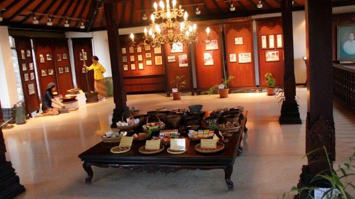 Museum Jamu Nyonya Meneer, Semarang Jawa Tengah.