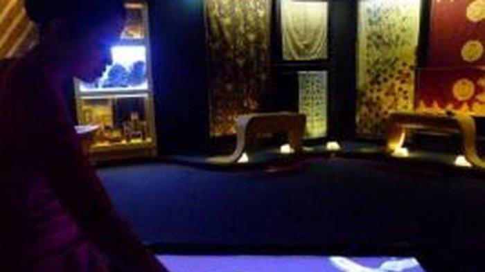 Sudut dari Museum Kain, Bali