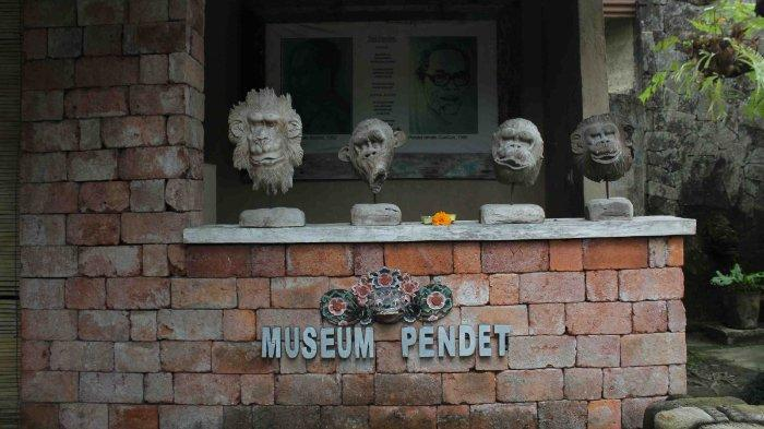 Museum Pendet, Gianyar, Bali.