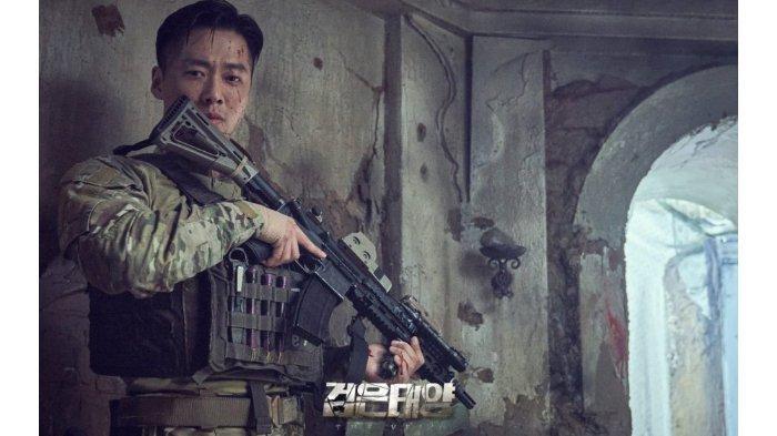 Namkoong Min sebagai Han Ji Hyuk di drama Korea The Veil mydramalist.com
