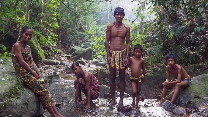 Orang rimba merupajan sebutan lain untuk menyebutkan Orang Kubu atau Suku Anak Dalam (SAD) di Provinsi Jambi.
