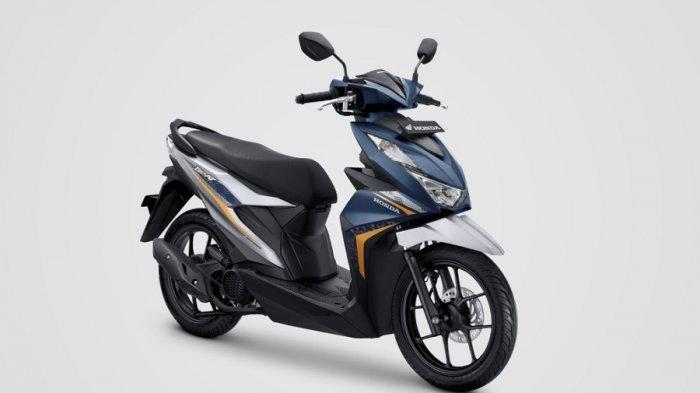 PT Astra Honda Motor memberikan pilihan spesial pada skutik Honda BeAT sporty dan BeAT Street