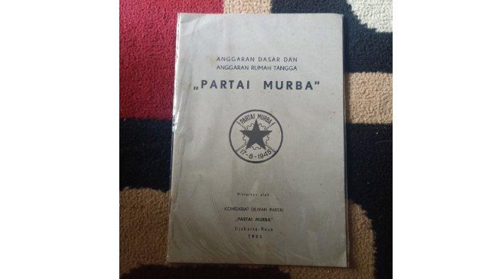 AD ART Partai Murba.