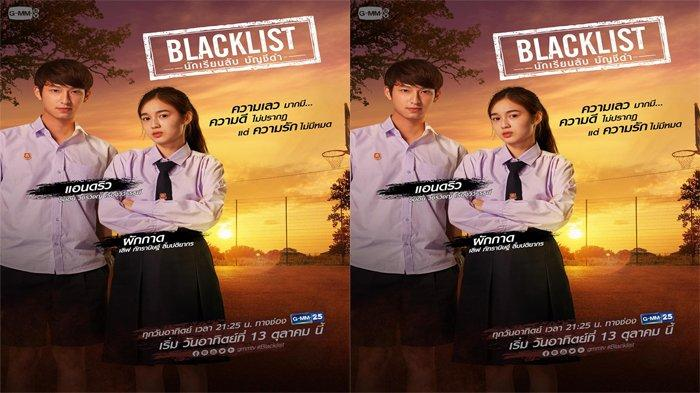 Pattranite Limpatiyakorn dalam drama 'Blacklist' (2019)