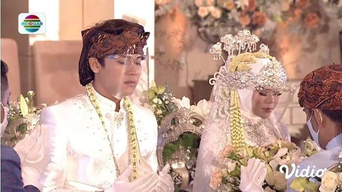 Pernikahan Rizky Billar dan Lesti Kejora
