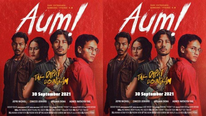 Poster Film Aum! - Film garapan sutradara Bambang