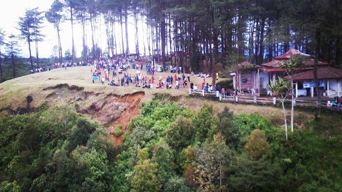 Puncak Lawang Kecamatan Matur, Kabupaten Agam, Sumatera Barat