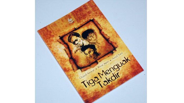 Buku kumpulan puisi, Rivai Apin, Chairil Anwar dan Asrul Sani.