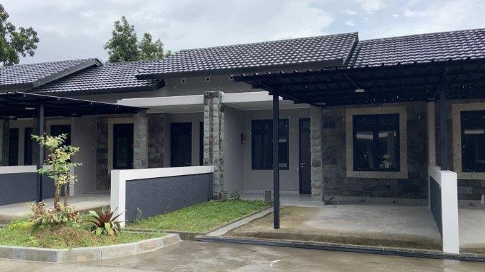 Rumah untuk para prajurit Yonif 403/WP