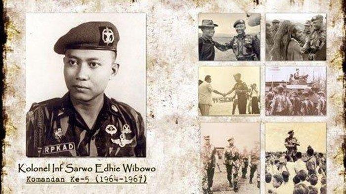 Biodata Letjen Sarwo Edhie Wibowo