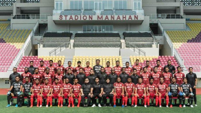 Skuad Persis Solo musim 2021.