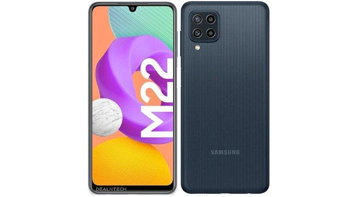 Smartphone Samsung Galaxy M22