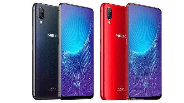 Smartphone Vivi NEX S
