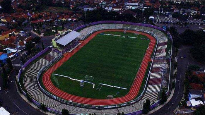 Stadion Galuh, Ciamis kandang PSGC Ciamis.