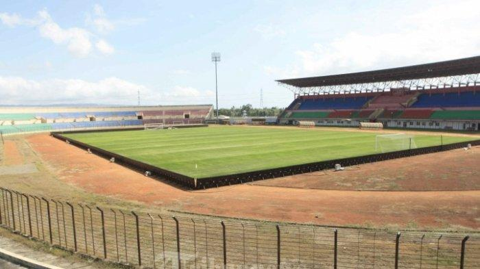 Stadion Sultan Agung, Bantul.