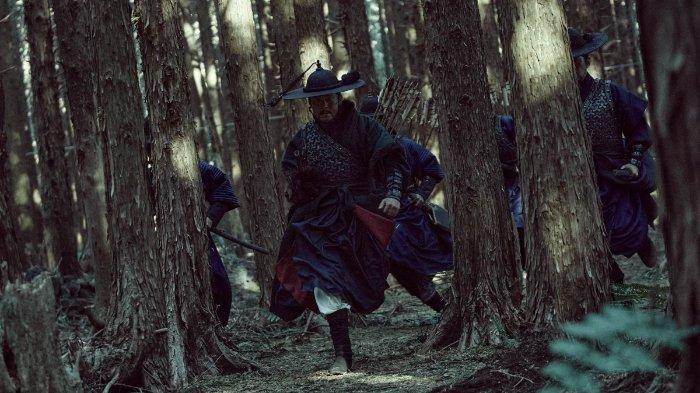 Still cuts Kingdom: Ashin of the North (Netflix) (a)